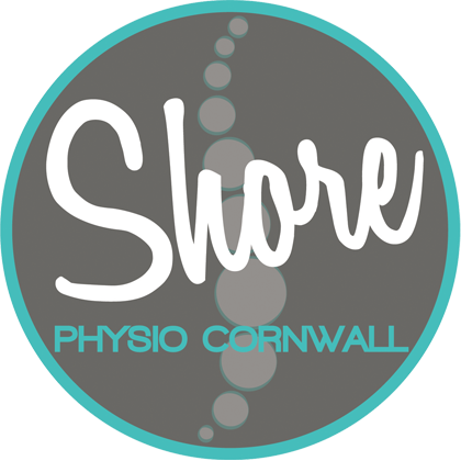 Shore Physio Cornwall Retina Logo