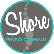 Shore Physio Cornwall Logo